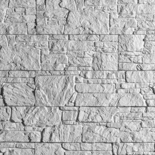 Сланец буковинский Белый